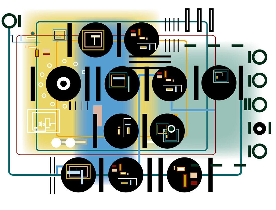 Industrial Internet Consortium illustration