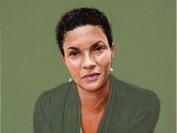 Portrait of Michelle Alexander © Robert Shetterly / Americans Who Tell the Truth