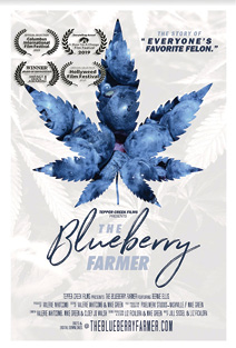 movie poster for The Blueberry Farmer