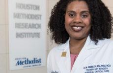 Dr. Constance Mobley,  PhD'98, MD'03  Transplant trailblazer