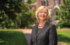 Interim Chancellor Susan  R. Wente. (John Russell/Vanderbilt University)