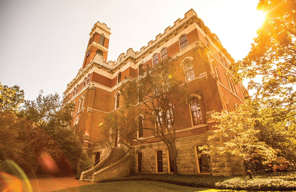 Our commitment to an inclusive Vanderbilt