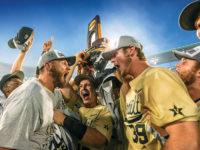 Vandy … Boy!: Baseball team clinches second NCAA championship