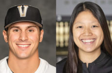 Accolades: JJ Bleday and Kristin Quah