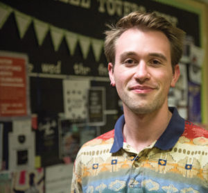 photo of Andrew Magnus