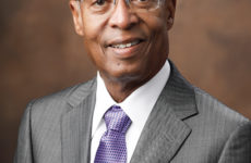 Dr. W. Bedford Waters (Photo by John Russell)