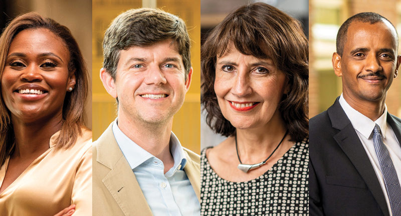 All-Stars: Dynamic educators and researchers join Vanderbilt's distinguished faculty