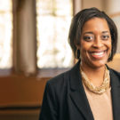 photo of Candice Storey Lee, vice chancellor for athletics and university affairs and athletic director (Daniel Dubois/Vanderbilt)