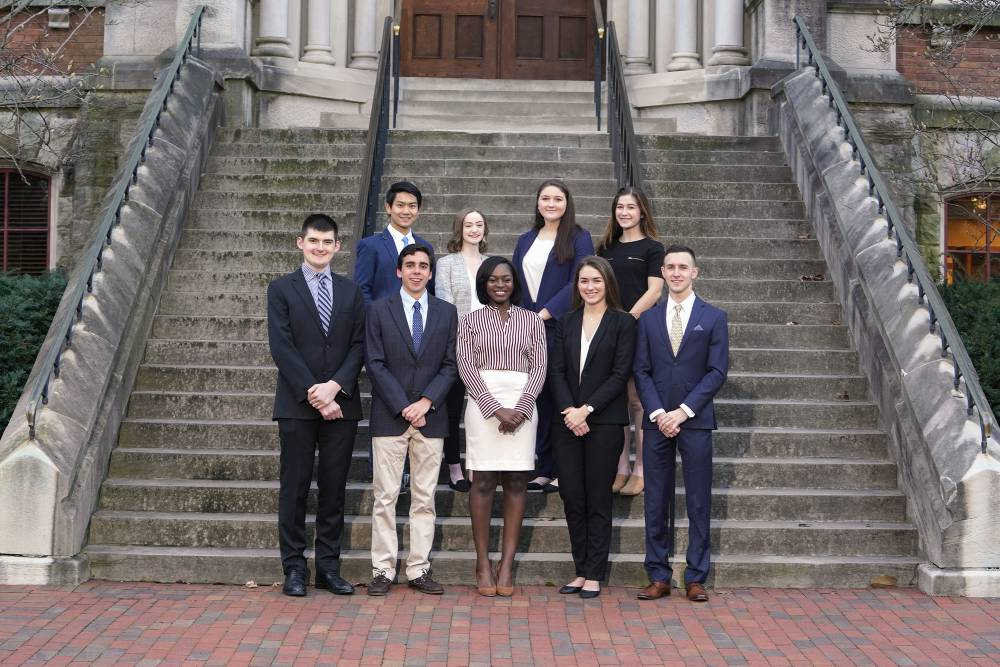 Undergraduate Honor Council Executive Board