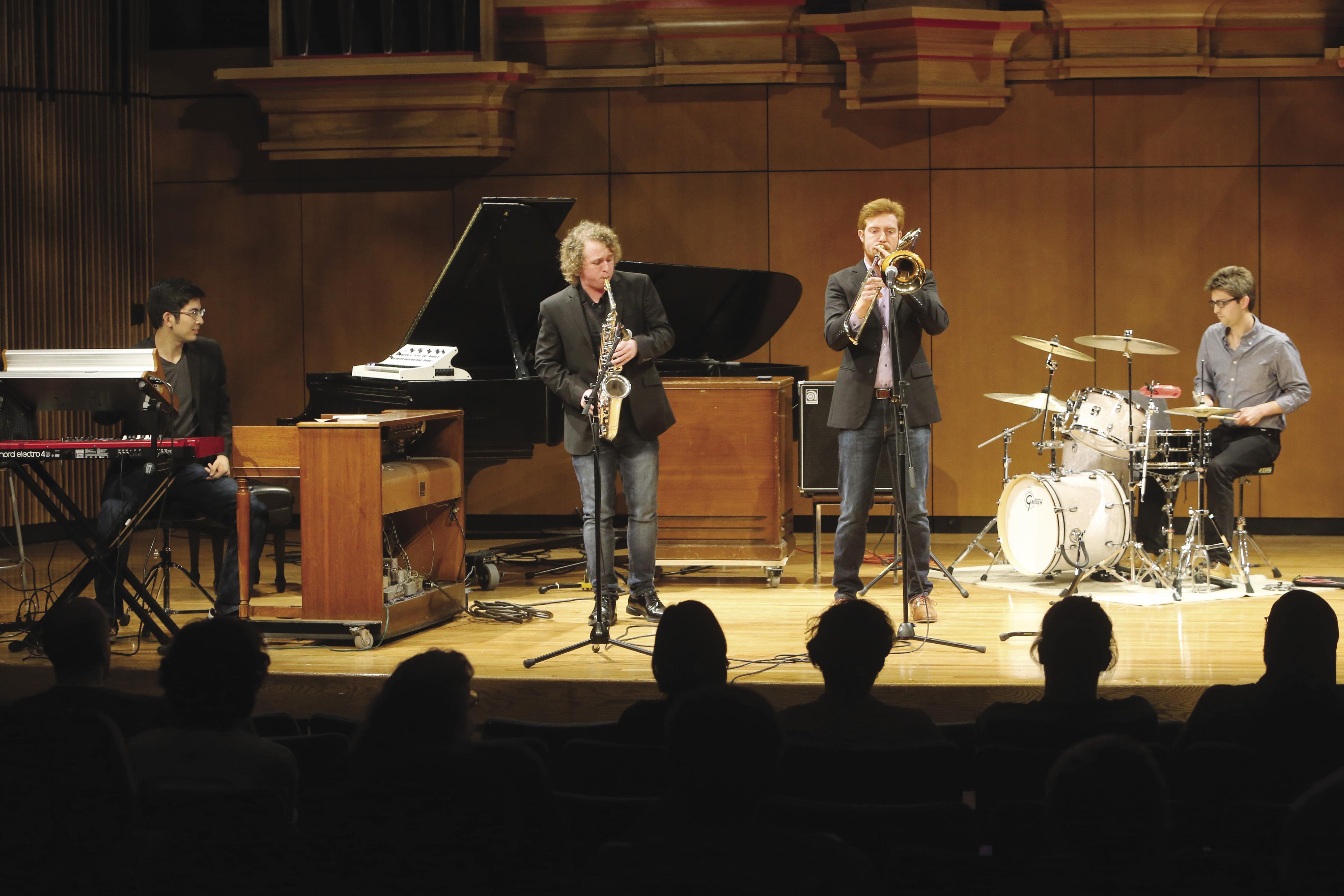 Blair Jazz Quartet