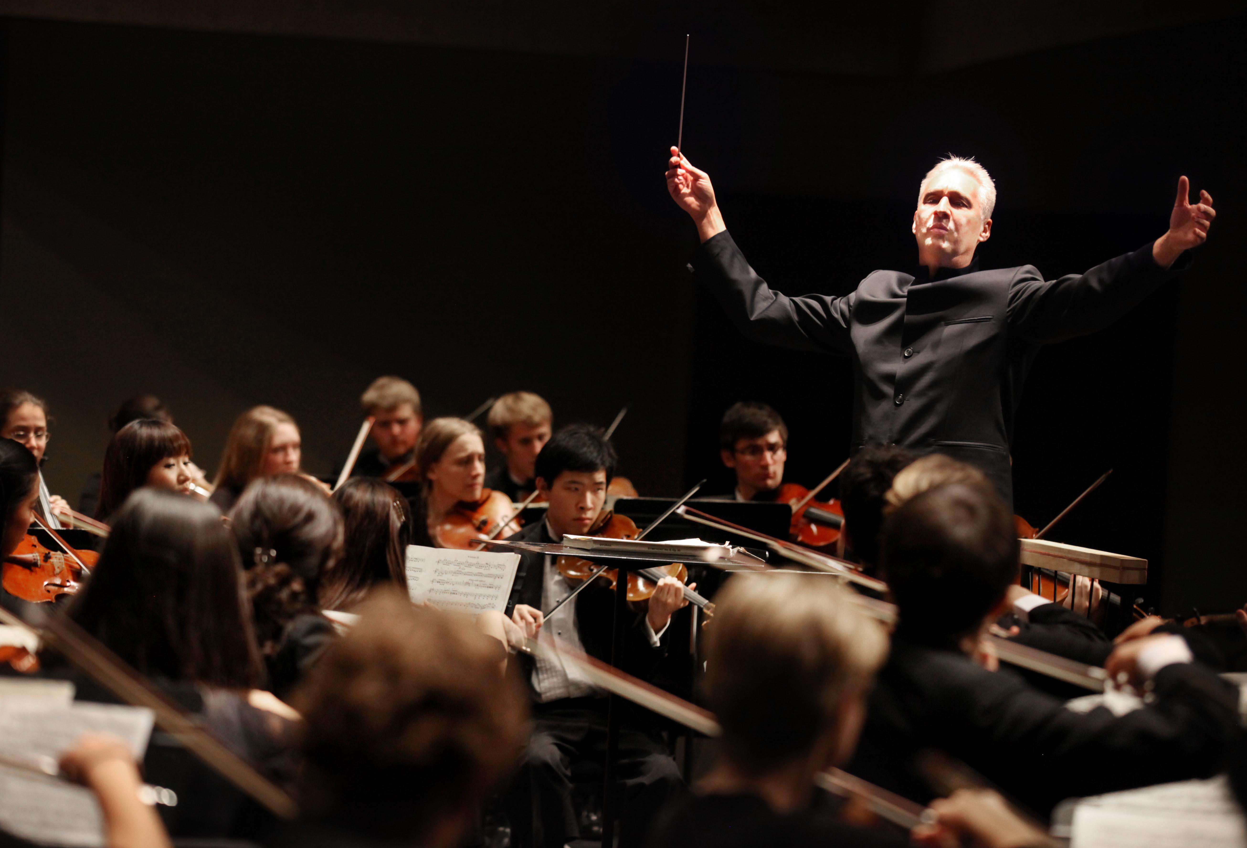 Vanderbilt University Orchestra closes season with Bartók thumbnail image
