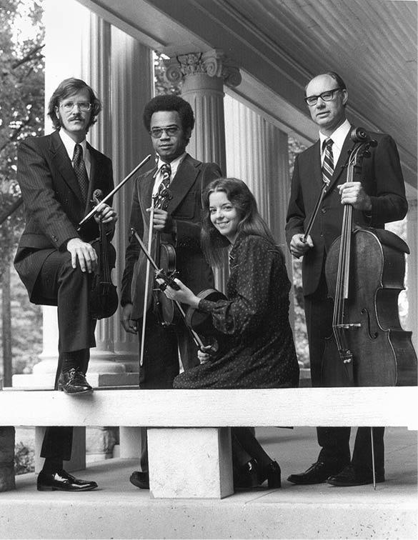 Blair String Quartet 1974