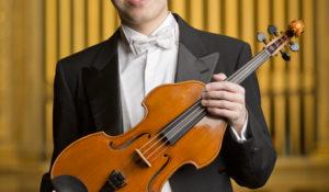A conversation with violist Jonathan Chu, BMus '03 thumbnail image