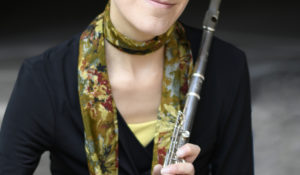 LISTEN: Blair flute professor Molly Barth featured on 'Live in Studio C' thumbnail image