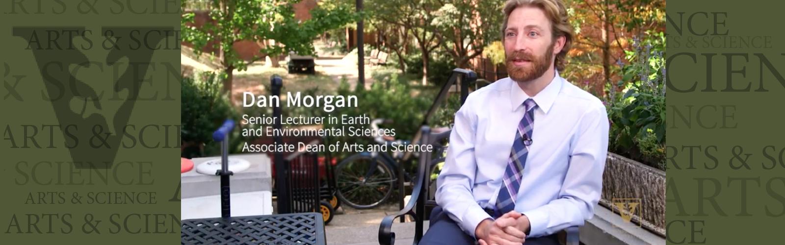 Dan Morgan   From Antarctica to The Ingram Commons