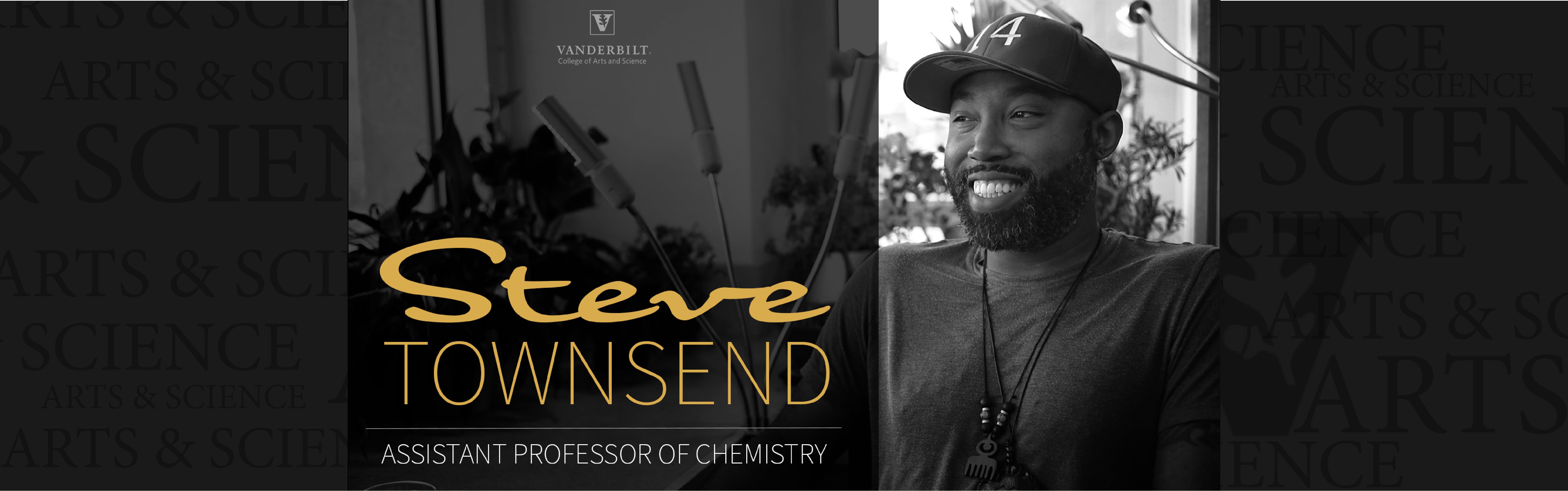 Steve Townsend: Professor, Chemist, Mentor