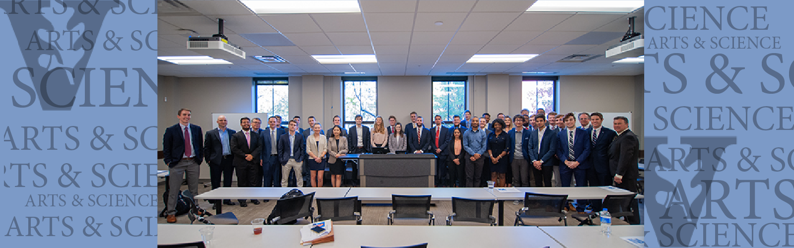 Business minor program gives students opportunity to manage $500K of $12M portfolio
