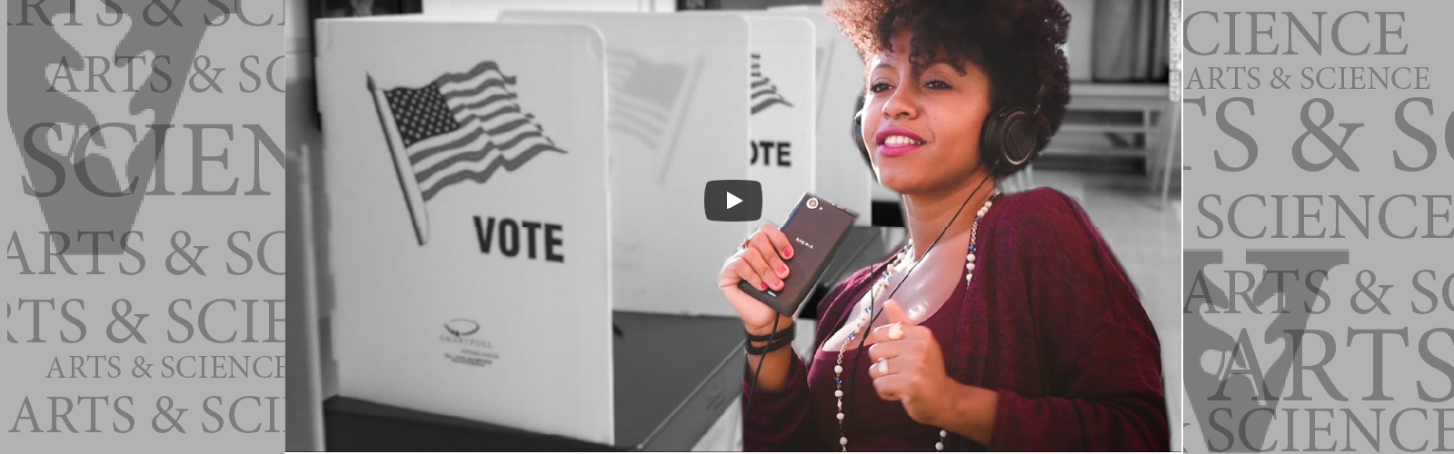 Playlist Politics: Students create ways to engage apathetic, angry voters