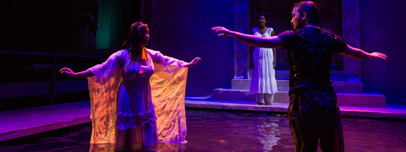 Vanderbilt Theatre Production: Metamorphoses (2015)