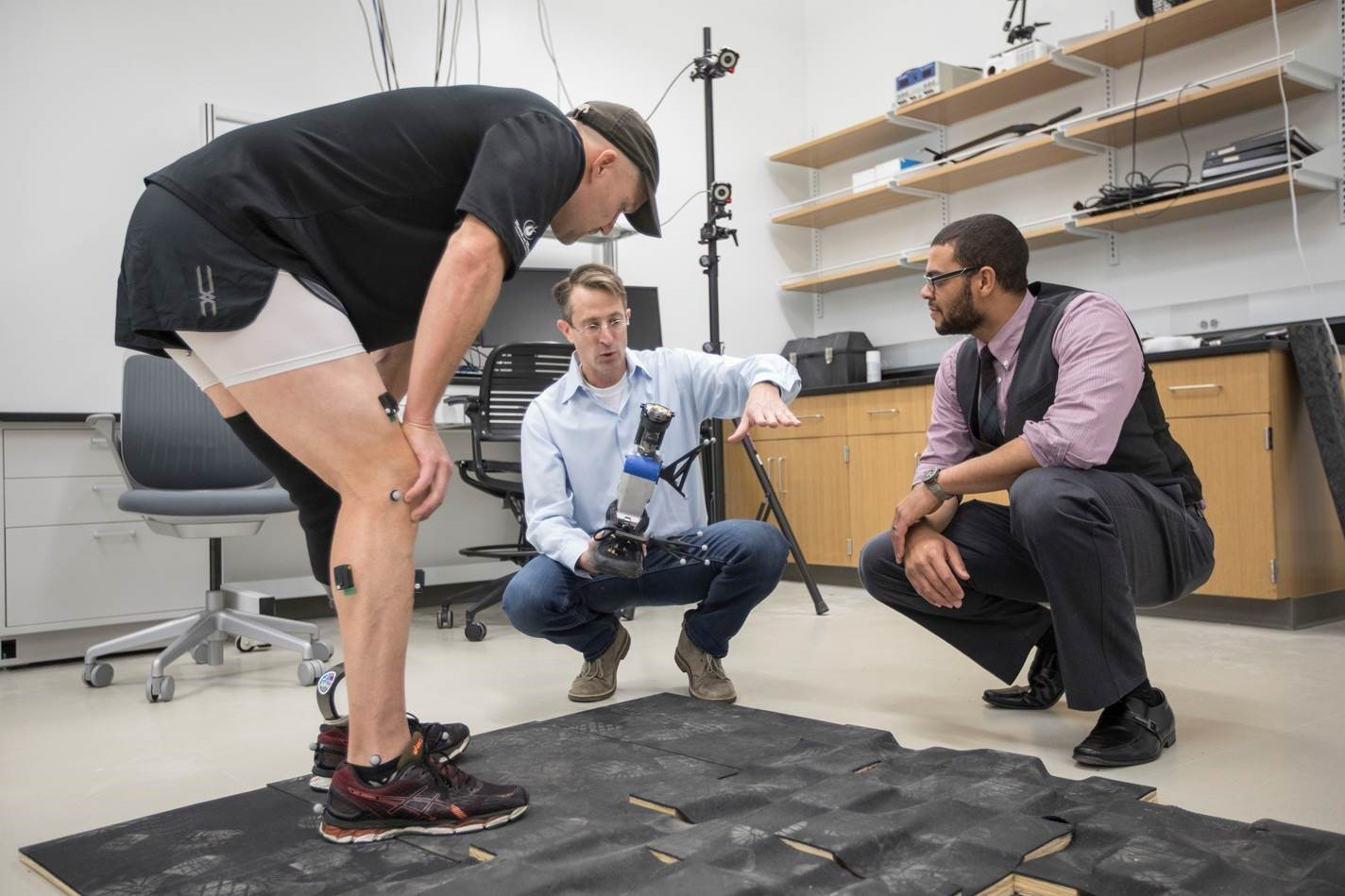 Faculty funding awards propel discovery, scholarship, works of art and creative expression.