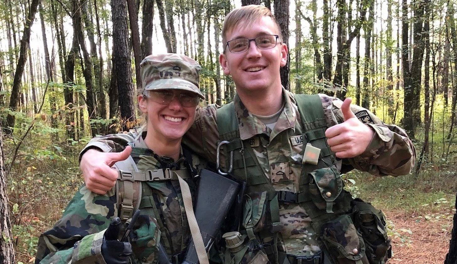 January's Highlighted Cadet: Ben Powdermaker
