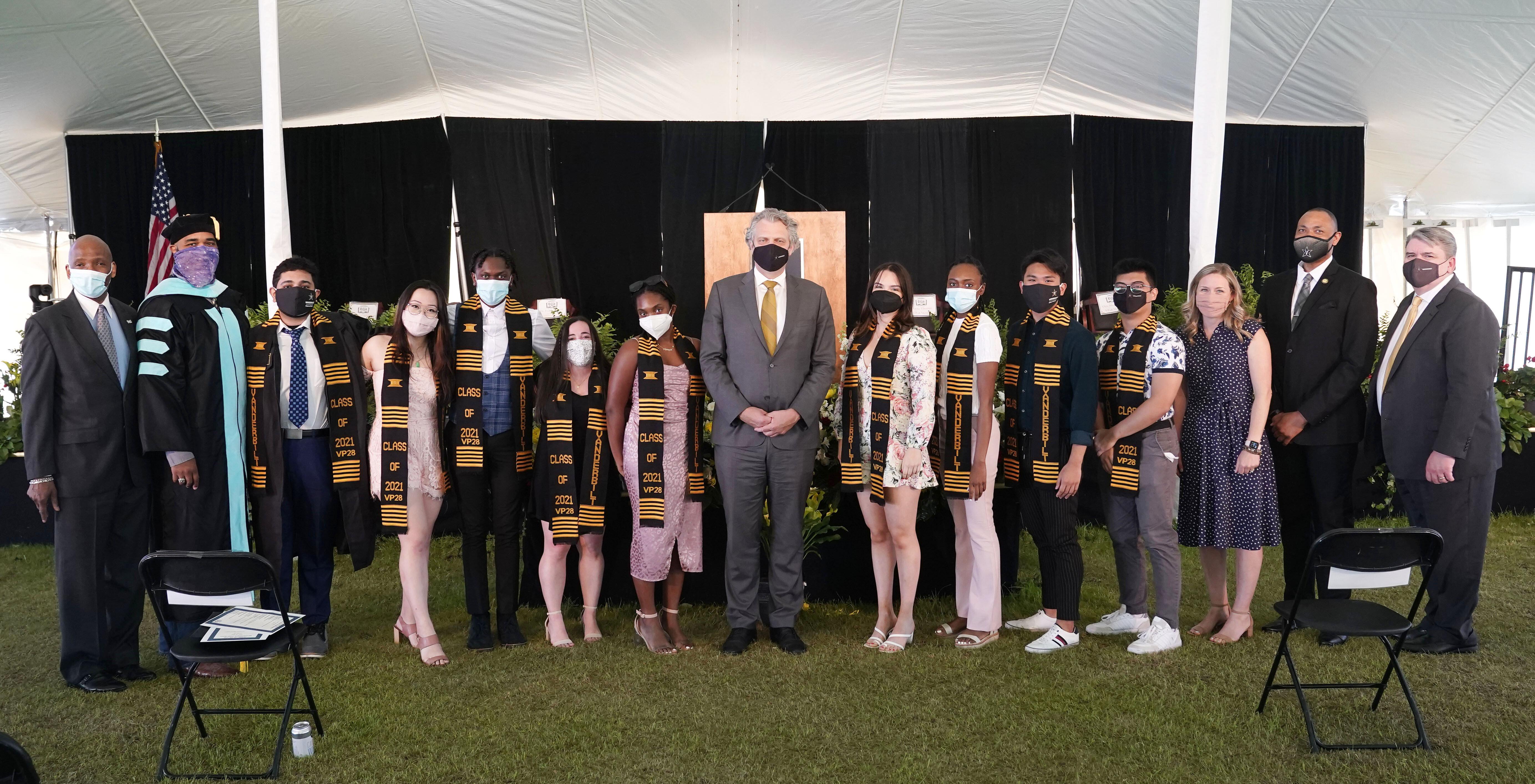 2021 Graduate Recognition Ceremonies