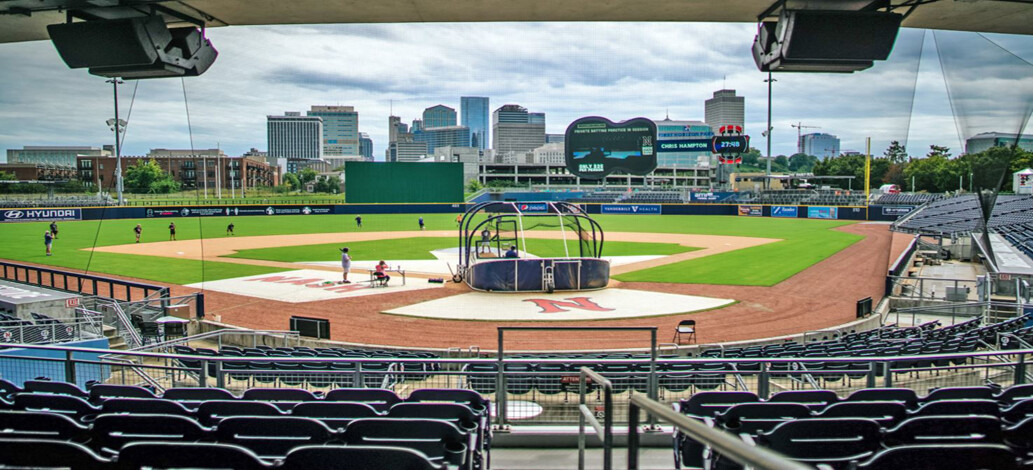 VINSE night at the Nashville Sounds  on August 5th  - RESERVE YOUR TICKETS