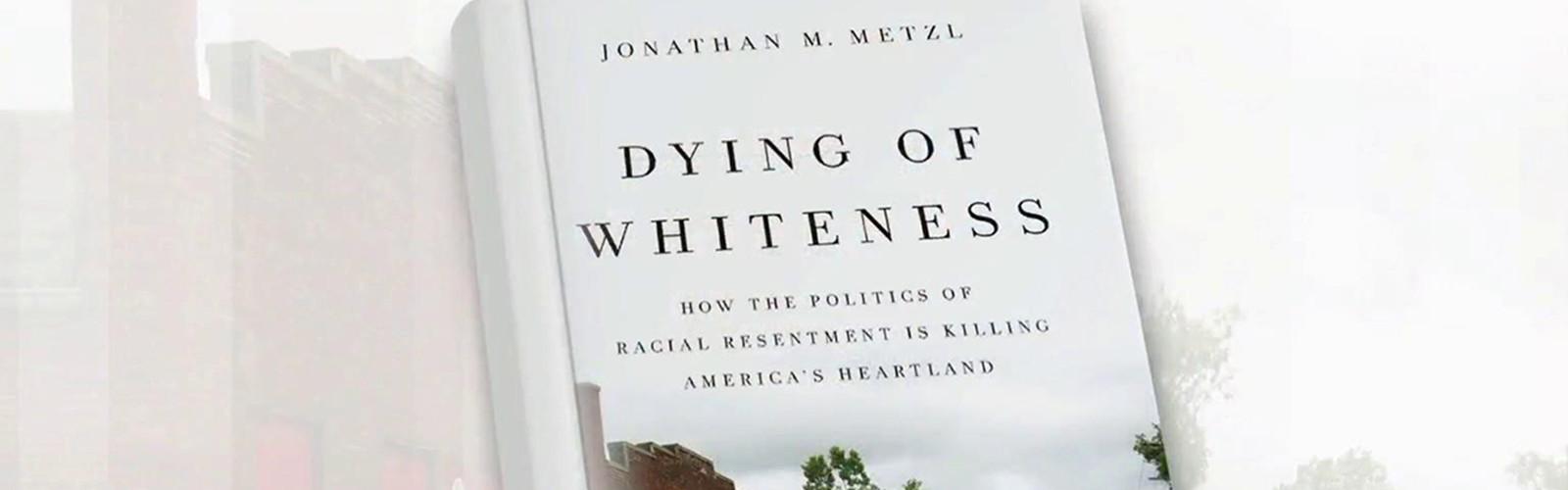 Professor Jonathan Metzl's new book explores the health consequences of backlash politics
