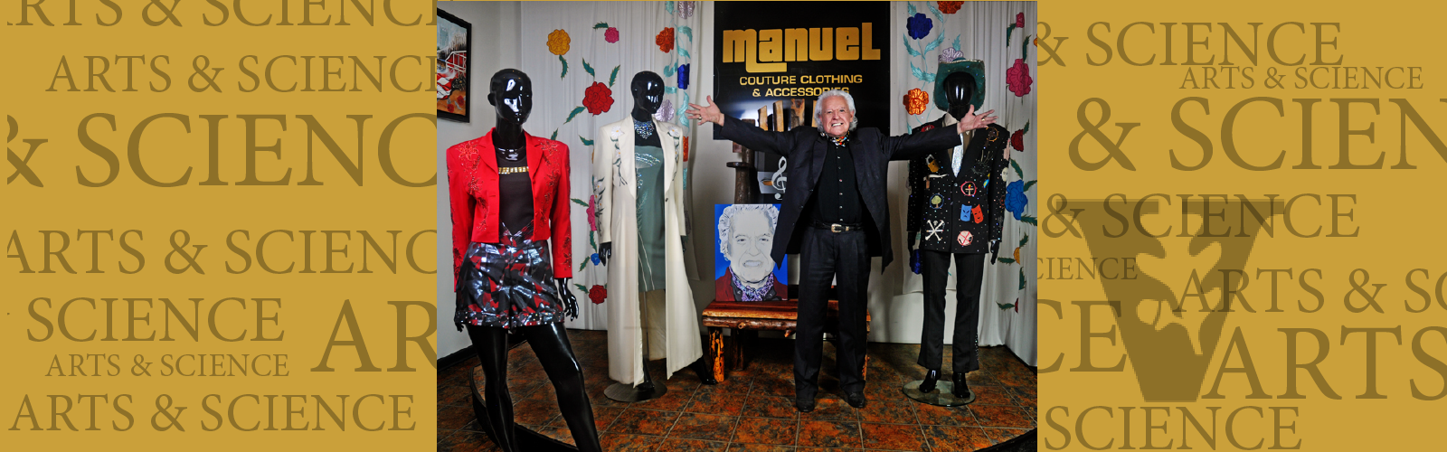 History of fashion students learn from Nashville legend