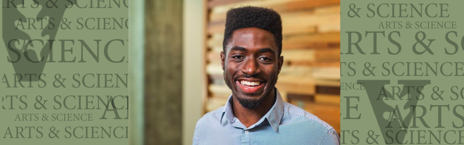 Seizing the Opportunity to Accomplish Lifelong Goals: Alfred Prah, BA'19