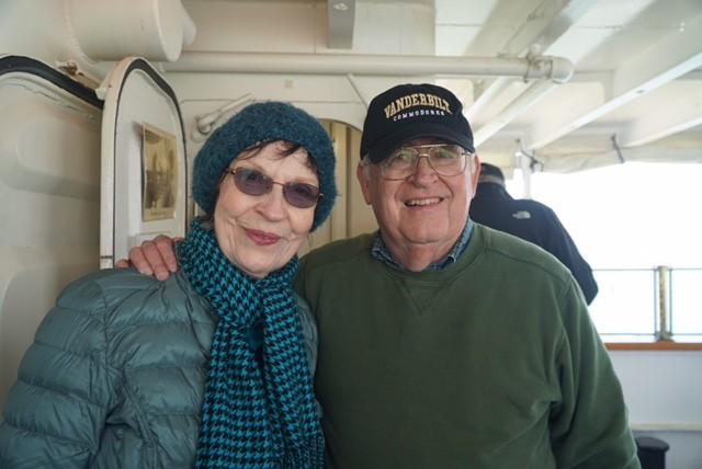 USS  Potomac Cruise