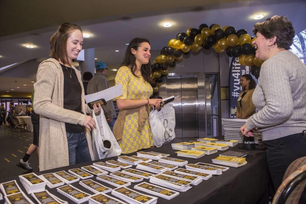 Life After Vanderbilt: Grad Fair