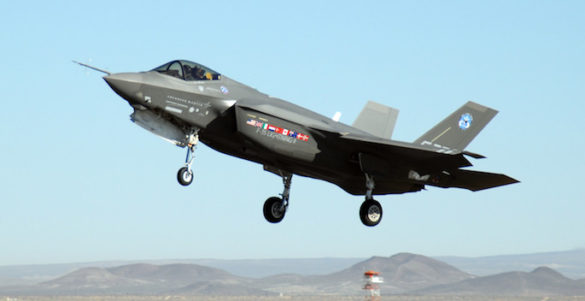 F-35 military software registry