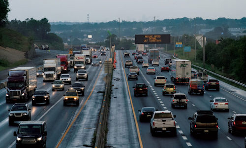 $14 million to steer I-24 corridor traffic, decrease trips to and from campus and improve air quality