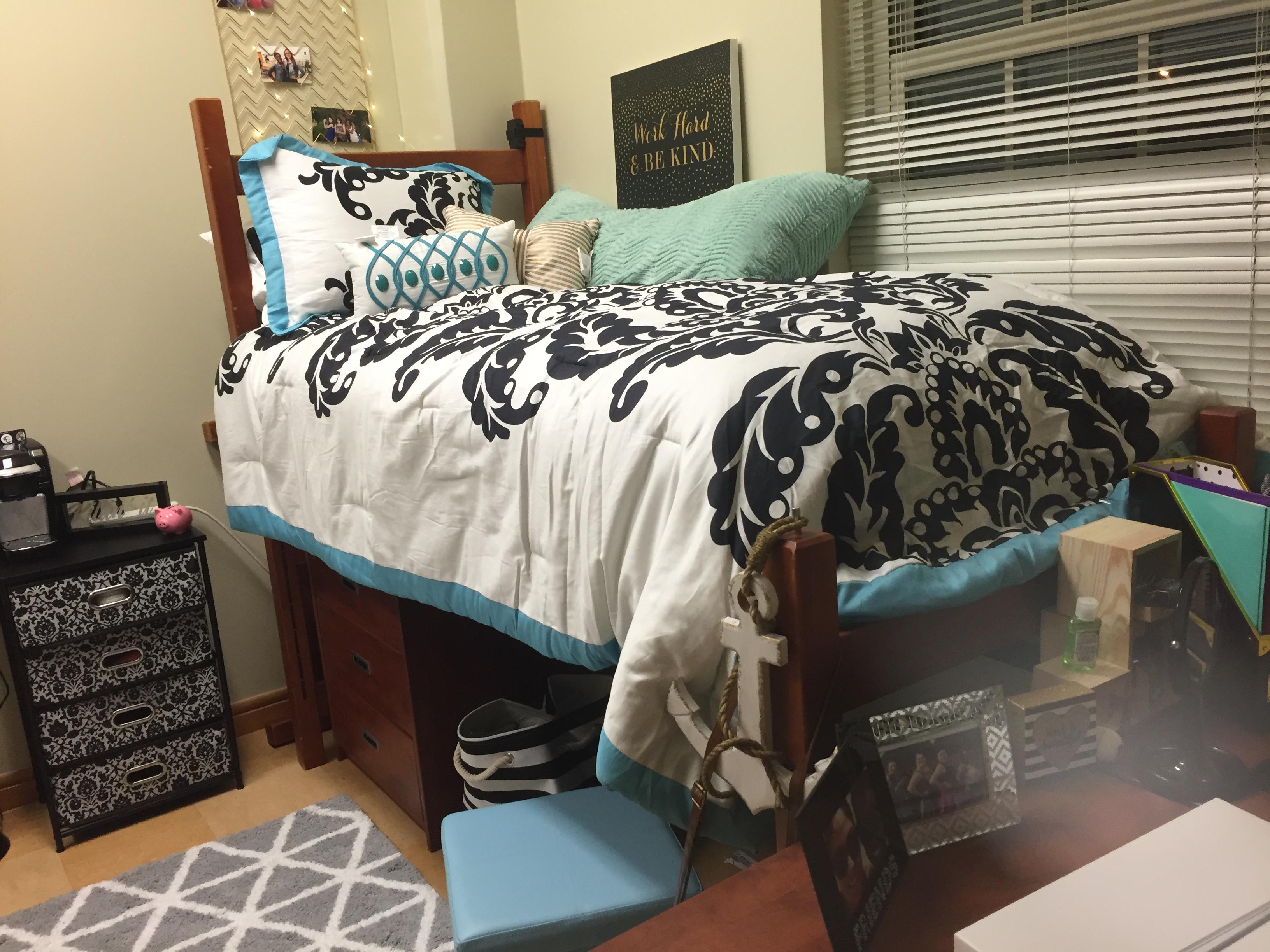 Dorm Rooms Inside Dores Vanderbilt University