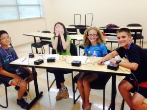 Little Academic Teamers!