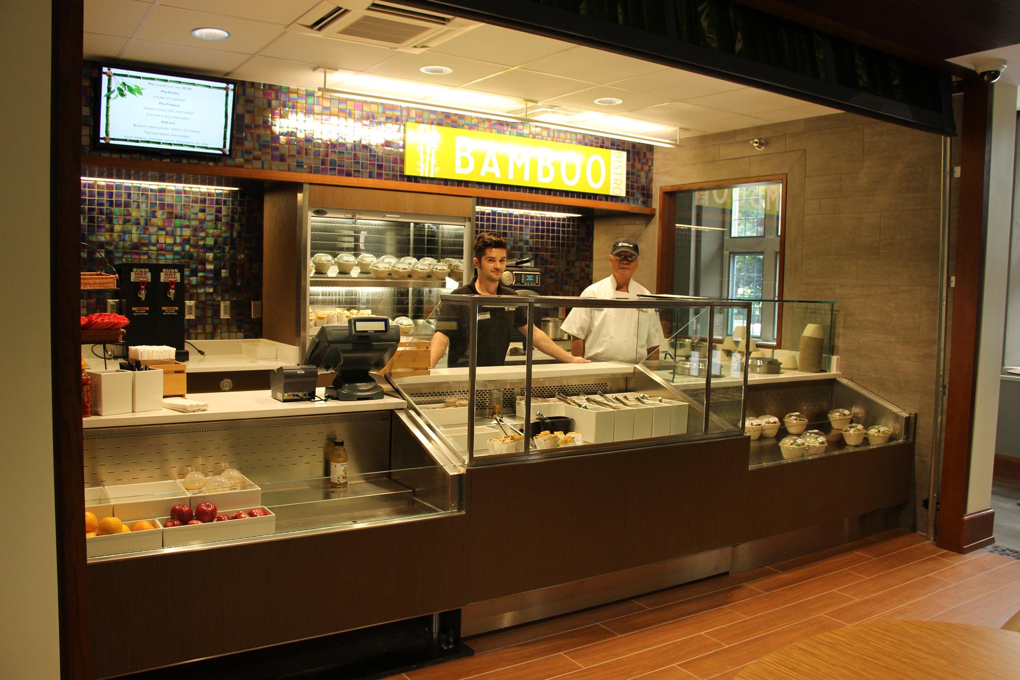 Pho Inside Dores Vanderbilt University