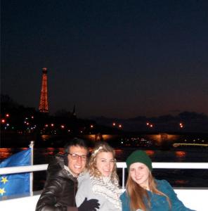Chillin' in Paris