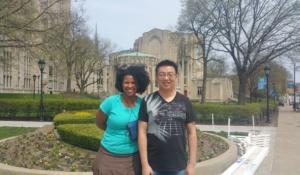 Congratulations to Dr. Liqing Gu