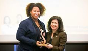 Dr. Rena Robinson Recognized by Margaret Cuninggim Women's Center