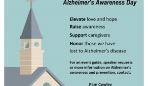 Memory Sunday: African American Faith Leaders Rally to Increase Awareness of Alzheimer's disease