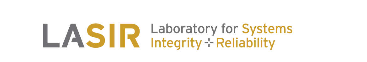 LASIR Laboratory for Systems Integrity Reliability