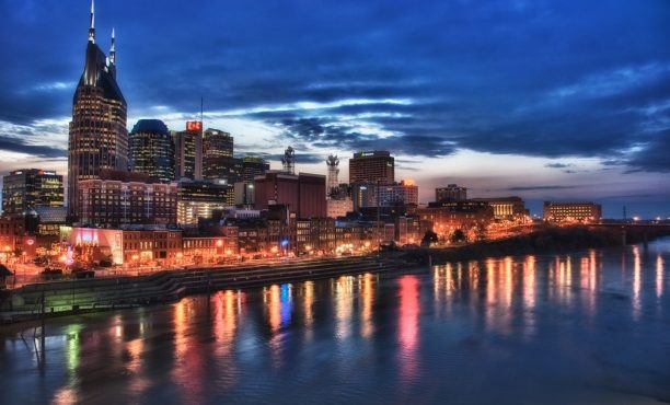 Nashville Skyline (photo by Jim Nix)