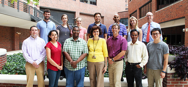 The A. B. Hancock Lab focuses on the causes of cancer and on the development of novel agents for cancer prevention and treatment.