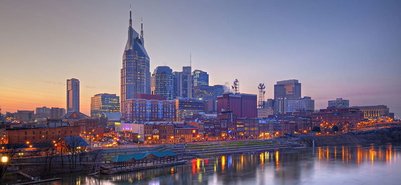 Nashville Is A Great Town
