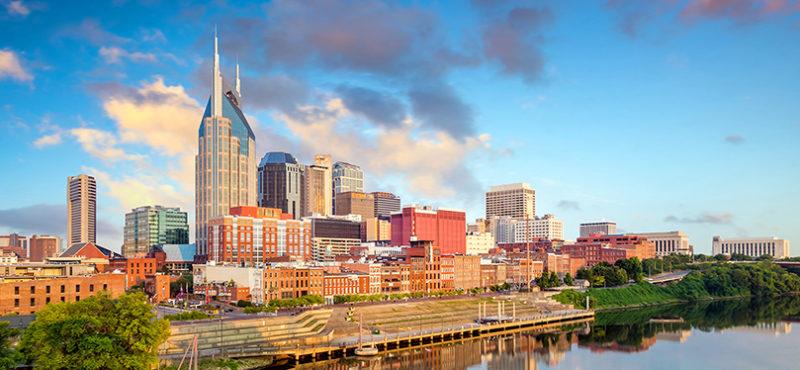 Nashville is home to Vanderbilt University and the Marnett Lab