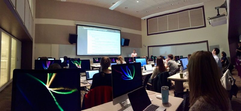 Vanderbilt Microbiome Boot Camp trains the campus in experimental design, analytics, and resources