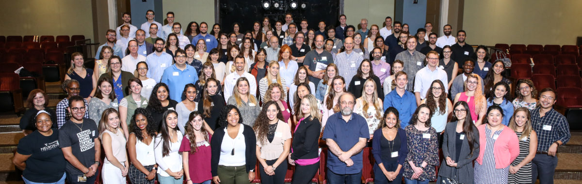The 22nd Annual Neuroscience Graduate Program Retreat was held on September 26, 2019.