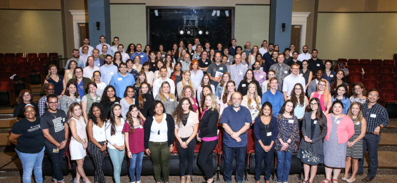 The 22nd Annual Neuroscience Graduate Program Retreat was held on September 26, 2019.