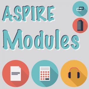 ASPIRE Modules   BRET Career Development ASPIRE Program